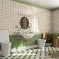 aménagement salle de bain : wc, lavabo...